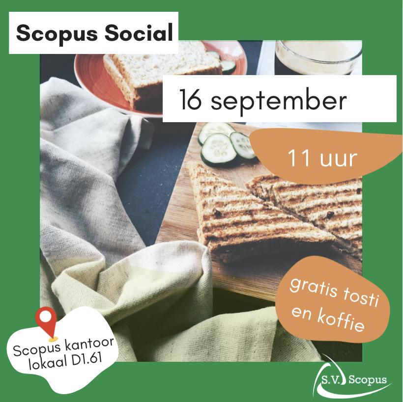 Scopus social