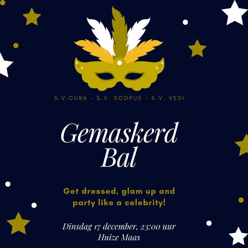 Gala - Gemaskerd Bal