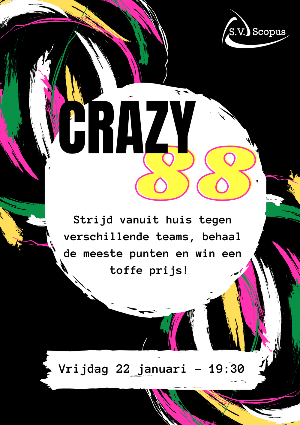Borrel - Crazy 88