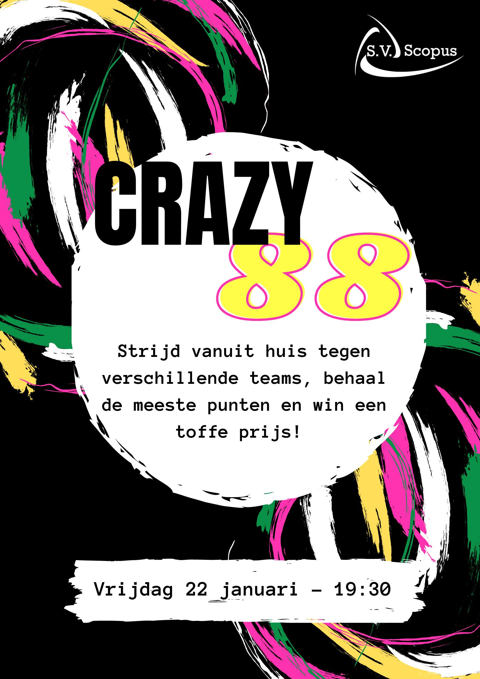 Borrel - Crazy 88