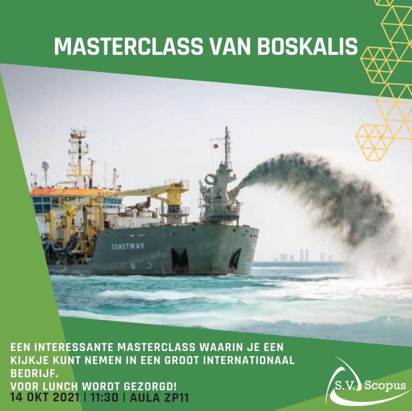 Masterclass van Boskalis