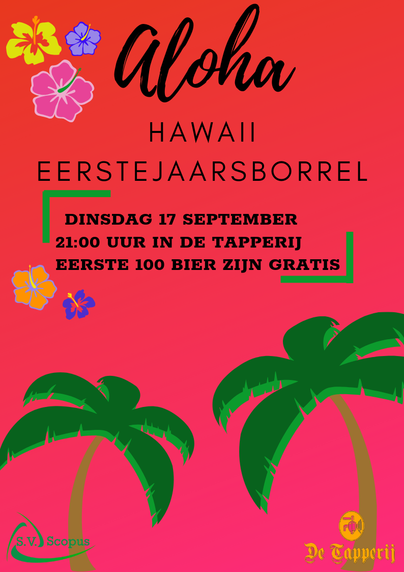 Borrel Hawaï