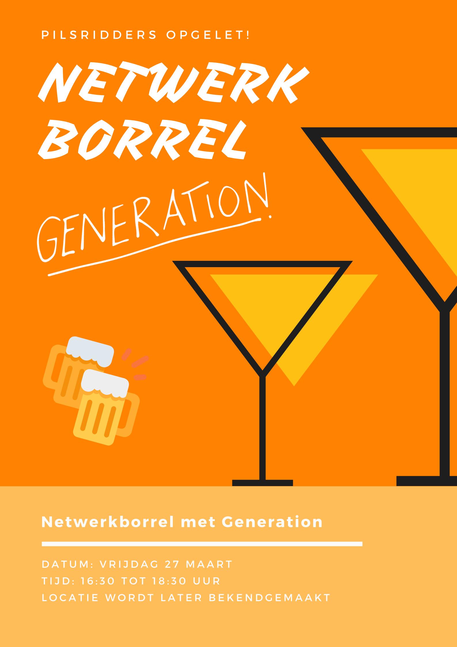 Netwerkactiviteit - Generation